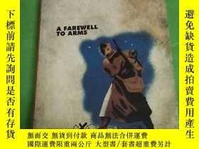 二手書博民逛書店英文原版,A罕見Farewell to Arms: The Special Edition,32開Y21531