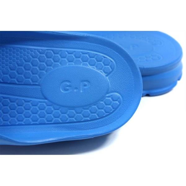 G.P (GOLD PIGEON) 阿亮代言 夾腳拖鞋 人字拖 寶藍色 男鞋 A5113-23 no488