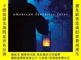 二手書博民逛書店American罕見Fantastic TalesY255562 Peter Straub Library O