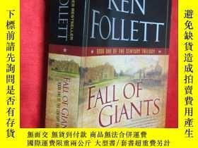 二手書博民逛書店Fall罕見of Giants: Book One of the