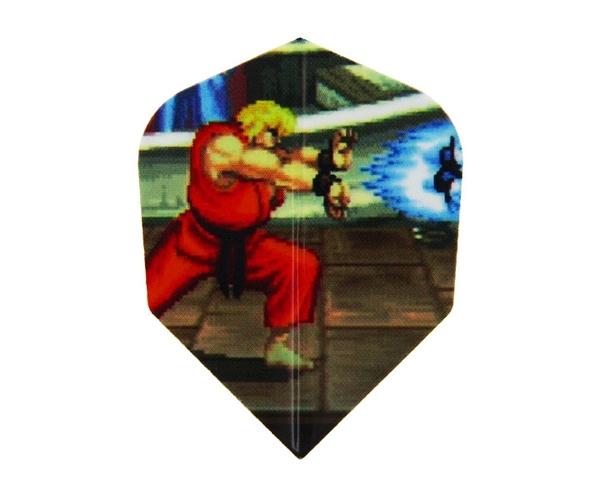 【S4 x Street Fighter II】肯 -KEN- 鏢翼 DARTS