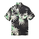 Monkey Puzzle Shirt 短袖襯衫 - 黑色
