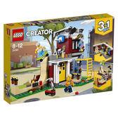 LEGO樂高 Creator 創意大師系列 溜冰場_LG31081
