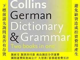 二手書博民逛書店Collins罕見German Dictionary And GrammarY364682 Null Harp