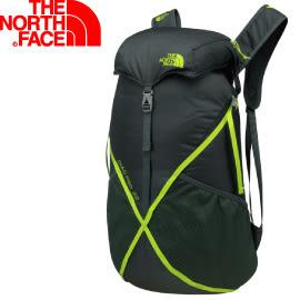 【The North Face 22L 輕量專業登山背包 雲杉綠/綠】 NF00CF05/健行背包/登山包/後背包★滿額送