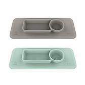 【配件】STOKKE® EZPZ™ 餐墊(適用於 CLIKK™ 餐盤)-灰色/薄荷綠【佳兒園婦幼館】