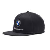 Puma BMW Logo 深藍色 運動帽 老帽 聯名款 遮陽帽 六分割帽 經典棒球帽 運動帽 02177101