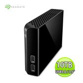 Seagate 希捷 Backup Plus Hub 10TB USB3.0 3.5吋外接硬碟(STEL10000400)