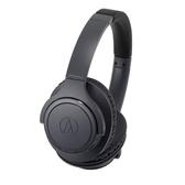 鐵三角 無線耳罩式耳機ATH-SR30BT-黑【愛買】