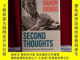 二手書博民逛書店再度思考Second罕見Thoughts by Ramon RiobooY397772 Ramon Riobo