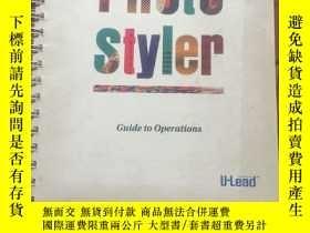 二手書博民逛書店Photo罕見Styler Guide to Operation