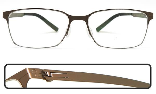 【台南 時代眼鏡 ByWP】BYA14715MM 德國薄鋼光學眼鏡鏡框 嘉晏公司貨可上網登錄保固