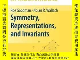 二手書博民逛書店Symmetry,罕見Representations, And