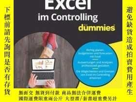 二手書博民逛書店Excel罕見im Controlling für Dummies, 2. AuflageY410016 Ka