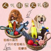寵物玩具泰迪幼犬金毛大型犬用品毛絨訓練球耐咬磨牙?聲狗狗玩具 提前降價 春節狂歡
