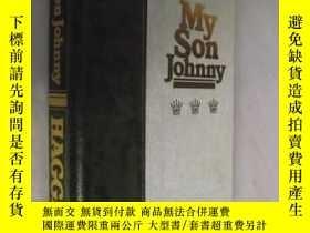 二手書博民逛書店英文原版罕見My son Johnny by John Edmu