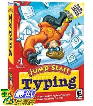 [美國直購 ShopUSA] JumpStart Typing  $1011