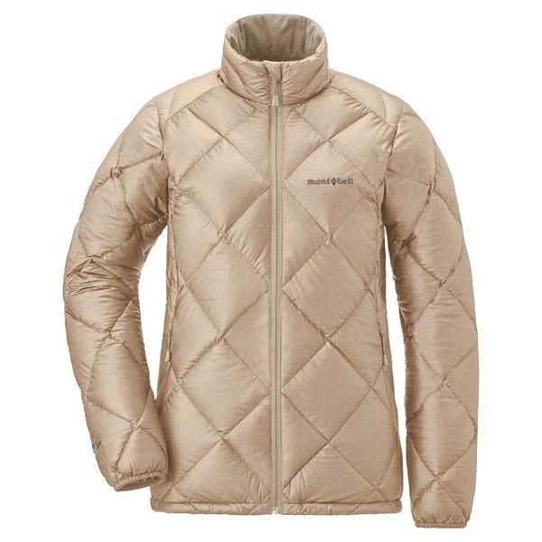 【山水網路商城】新款 mont-bell 日本 ALPINE 羽絨衣/羽毛衣/羽絨衣/雪衣 女款 1101535 OYST 米白