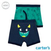 【美國 carter s】頑皮怪獸2件組內褲(四角)-台灣總代理