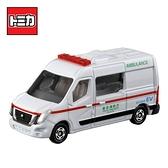 【日本正版】TOMICA NO.44 日產 NV400 EV 救護車 NISSAN 救急車 玩具車 多美小汽車 - 158547