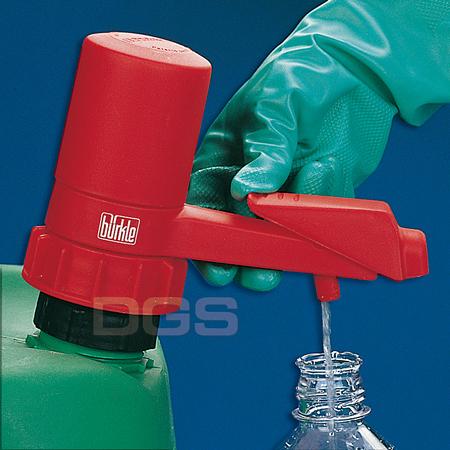 《Burkle》活塞式分注器 Container Pump