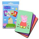 粉紅豬小妹紙牌遊戲組 佩佩豬 伯寶行 PE03838 (購潮8)