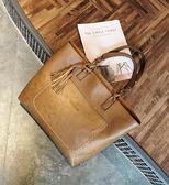 手提包 簡約時尚百搭包歐美手提包單肩流蘇外貿大包潮流
