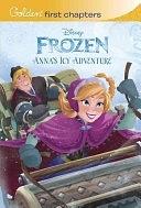 二手書博民逛書店 《Anna s Icy Adventure》 R2Y ISBN:073648132X│Golden/Disney