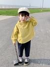 童裝男童襯衣外套春秋新款洋氣兒童長袖襯衫寶寶秋裝上衣小童 【快速出貨】