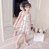 洋裝 女童連衣裙夏裝2018兒童十歲寶寶新款8小女孩洋氣裙子韓版公主裙【快速出貨特惠八五折】