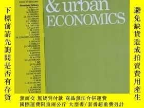 二手書博民逛書店regional罕見science & urban economics 2019年1月 英文版Y42402