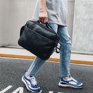 【5折超值價】經典流行簡約百搭休閒商務手提側背包