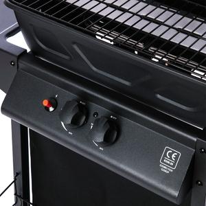 加賀二爐頭瓦斯烤肉爐 型號G2082G