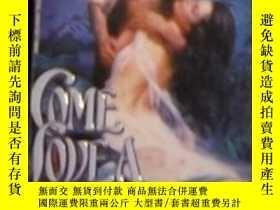 二手書博民逛書店英文原版罕見Come Love a Stranger by Ka