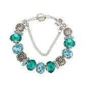串珠手環-歐美復古水晶飾品精緻閃耀女配件73kc269【時尚巴黎】