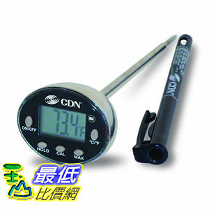 [104美國直購] CDN ProAccurate 快速讀取溫度計 B0021AEAG2 Thermometer $1003