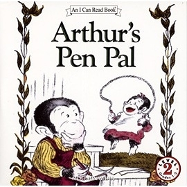 〈汪培珽英文書單〉〈An I Can Read系列:Level 2)  ARTHUR'S PEN PAL/ (單CD)