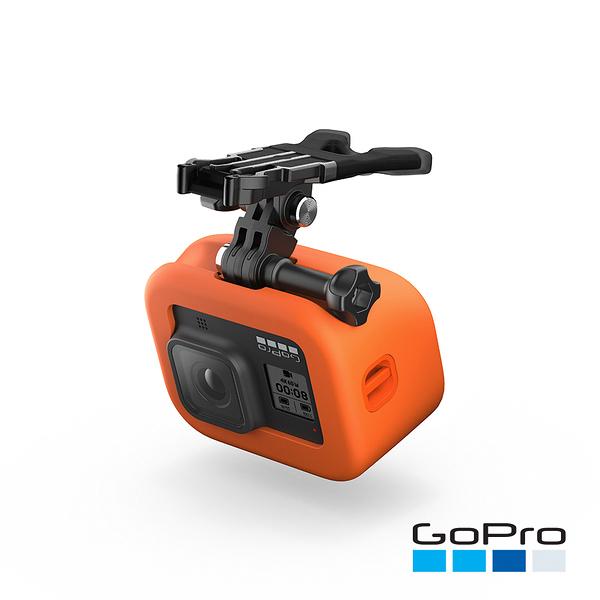 GoPro-HERO8 Black專用嘴咬式固定座+Floaty(ASLBM-002)