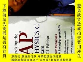 二手書博民逛書店Cracking罕見the AP Physics C Exam,