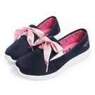 外觀優美包覆雙足好舒適 內裡可愛蝴蝶結給你好心情 簡約舒適鞋款外出好夥伴