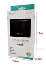 [哈GAME族]現貨 全新 可刷卡 滿$399免運費 黑色 INFOTEC IC-101 ATM晶片讀卡機 報稅&轉帳