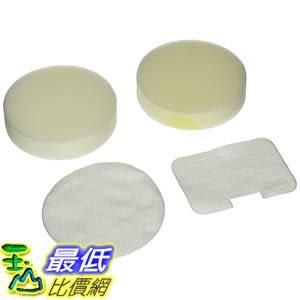 [106美國直購] Shark NV22L Foam and Felt Replacement Vacuum Filter Kit 4-Pack Designed NV22L