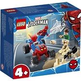 樂高積木 LEGO《 LT76172 》SUPER HEROES 超級英雄系列 - 蜘蛛人&沙人決戰 / JOYBUS玩具百貨