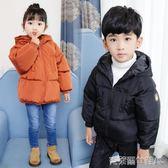 兒童羽絨棉服女童面包衣加厚保暖小男童襖嬰幼兒寶寶裝秋冬季外套 免運