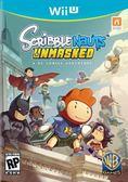 WiiU Scribblenauts Unmasked - A DC Comics Adventure 塗鴉冒險家:DC漫畫大冒險(美版代購)