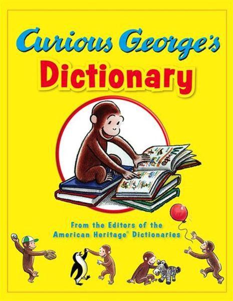 (二手書)Curious George's Dictionary