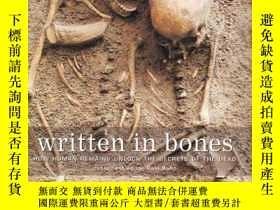 二手書博民逛書店Written罕見in Bones: How Human Rem