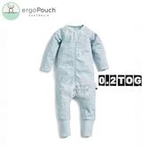 【愛吾兒】澳洲 ErgoPouch 長袖連身衣 0.2TOG 沖繩藍