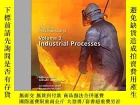二手書博民逛書店Treatise罕見On Process Metallurgy, Volume 3Y255562 Seetha