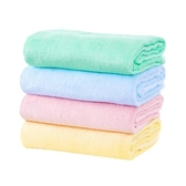 嬰兒大浴巾云朵寶寶竹纖維正方形新生兒童毛巾被 洗浴巾 森活雜貨